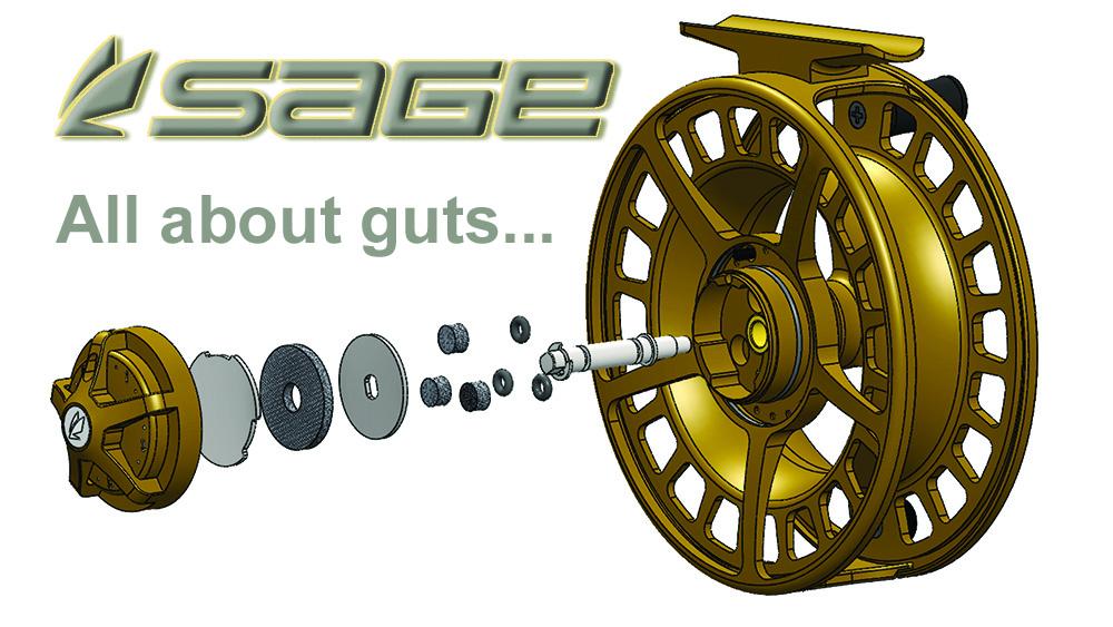Why Sage Fly Reels Rule
