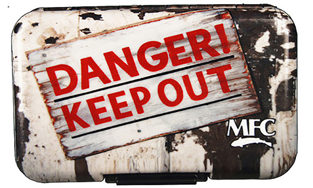MFC Danger Keep Out