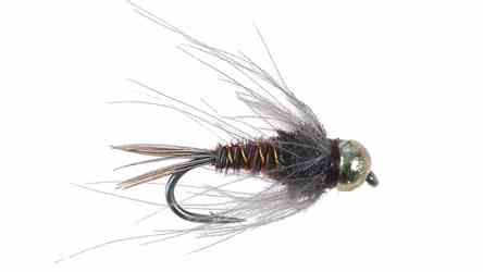 Bead Head CDC Pheasant Tail