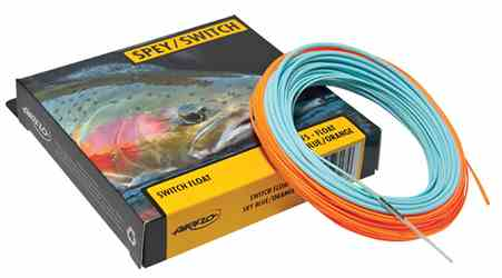 Airflo Spey/Switch Float fly line with box