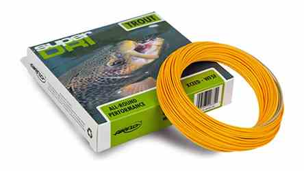 Airflo Super Dri Exceed Fly Line Airflo Super Dri Xceed Fly Line