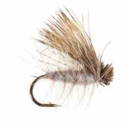 Elk Hair Caddis, Dun Elk Hair Caddis, Dun