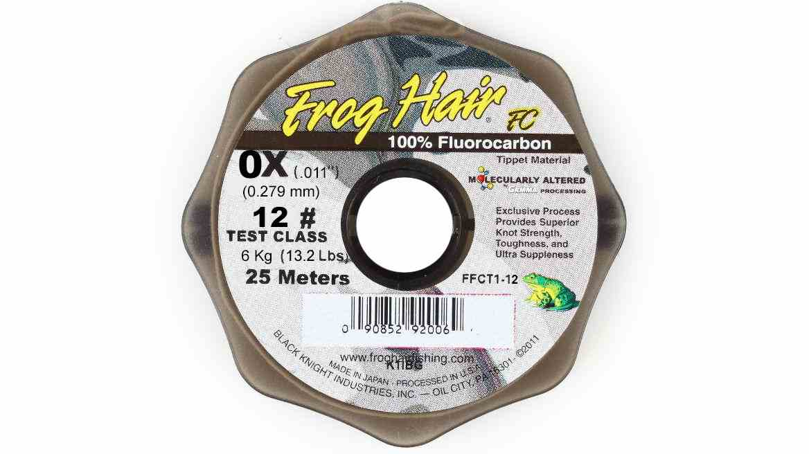 Frog Hair FC Fluorocarbon Tippet Frog Hair FC Fluorocarbon Tippet