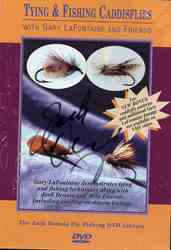 Tying and Fishing Caddis Flies Tying and Fishing Caddis Flies