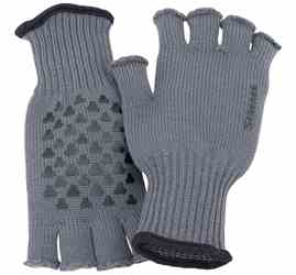 Wool Half Finger Glove Wool Half Finger Glove