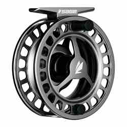 Sage SPECTRUM Reel Sage SPECTRUM Reel, all new for 2018, fully machined, waterproof drag, four sizes, trout, steelhead, salmon, saltwater