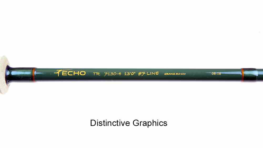 "7 weight  13'0""  4pc.  Echo TR - ECHOTR7130"