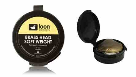 Loon Brass Head Loon Brass Head