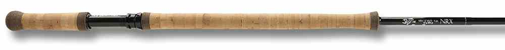"NRX Salmon/Steelhead 1509/10-4G Scandi (126""-9/10 weight) G. Loomis, NRX, two-hand, fly fishing rods, for anadromous fish, such as salmon and steelhead."