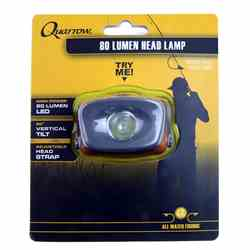Quarrow 80 lumen head lamp
