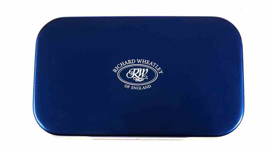 Wheatley Aluminum Fly Box Shell - 9601BK