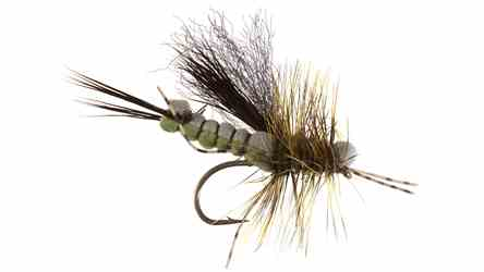 Yeagers Neversink Green Drake Yeagers Neversink Green Drake