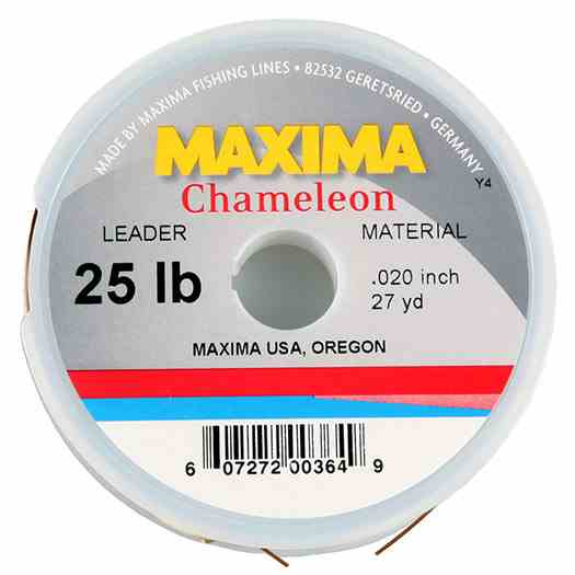 Maxima leader/tippet spool picture