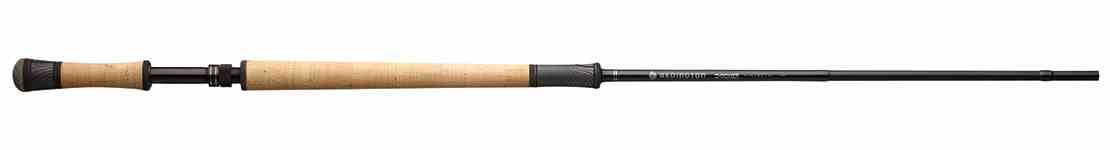 Chromer Spey Rods Chromer Spey Rods, for salmon, steelhead, large trout and beach fishing