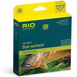 RIO Aqualux II Fly Line box, Picture