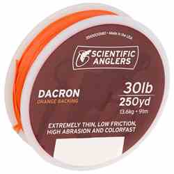 Scientific Anglers Dacron Backing 30-pound test, 250-yard spool, picture