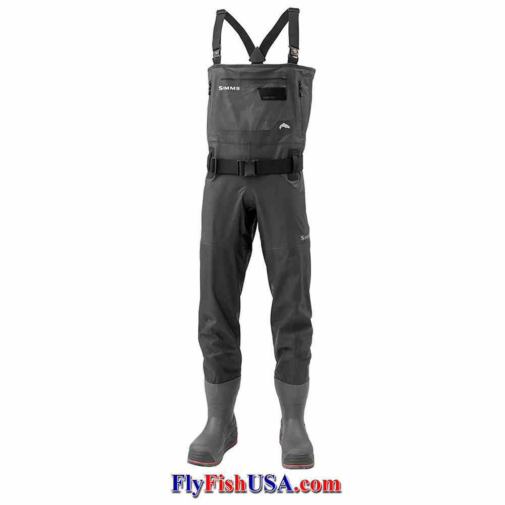 Simms ExStream Bootfoot Felt Sole Waders, picture