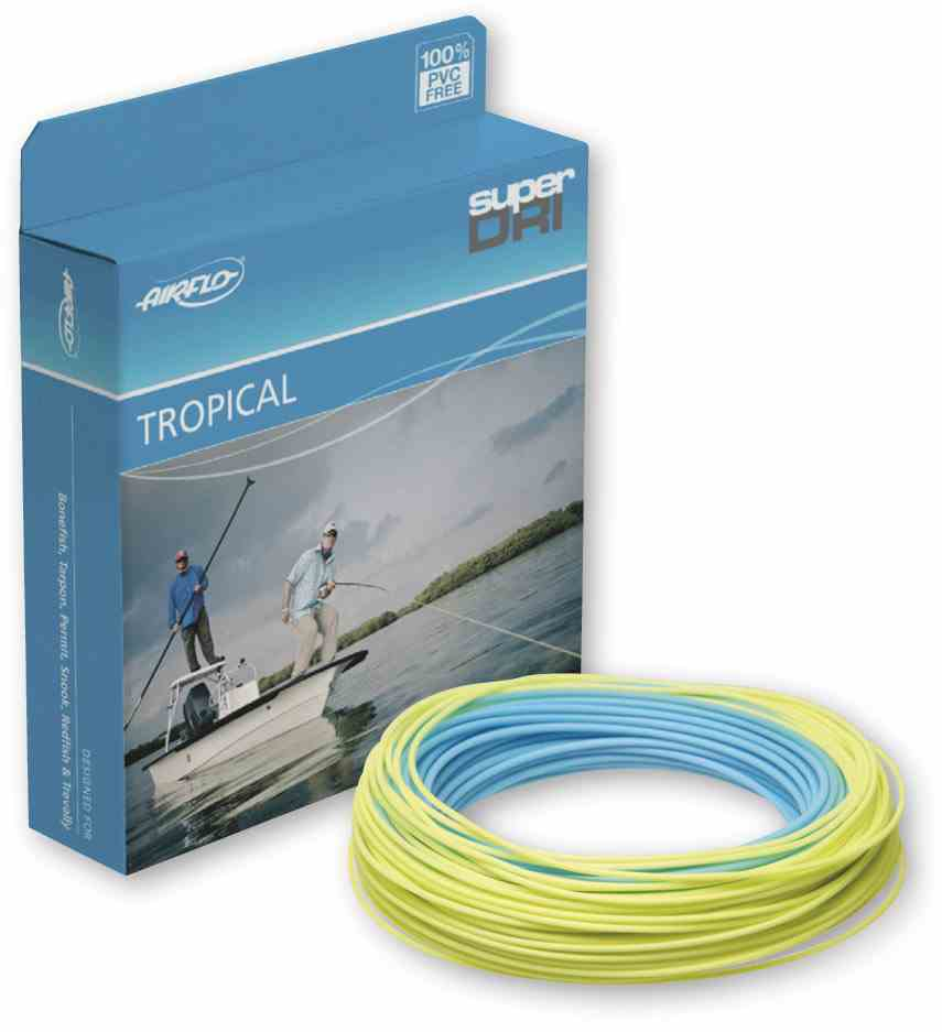 Airflo Tropical Punch Saltwater Fly Line, picture