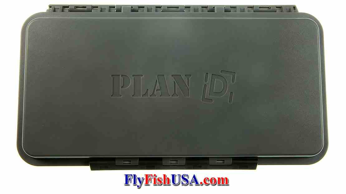 Plan D Articulated Pack Max Plus Fly Box, latched, Picture