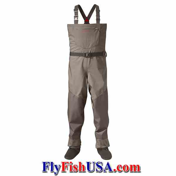 Redington Palix waders, front, picture