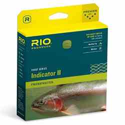 RIO Indicator II fly line box, picture
