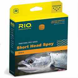 RIO Short Head Spey Line - on Sale, Box, picture
