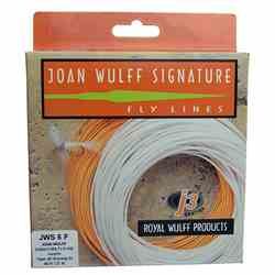 Royal Wulff, Joan Wulff Signature Fly Line, in box, picture