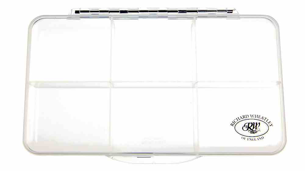 95006 Wheatley Clear-Site Fly Box, picture