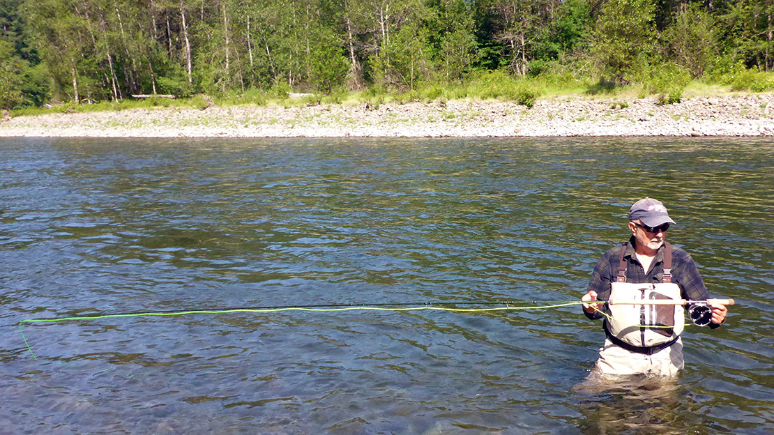 G. Loomis NRX 12' 5/6-weight Spey