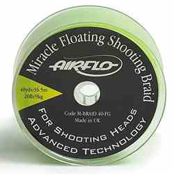 Airflo Miracle Floating Shooting Braid Airflo Miracle Floating Shooting Braid