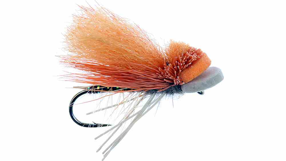 Mercer's October Caddis Skater Steelhead Fly