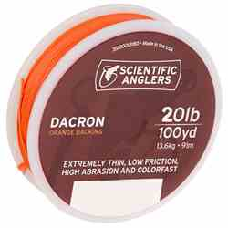 Scientific Anglers Dacron Backing 20-pound test, 100-yard spool, picture