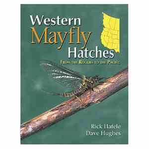 Western Mayfly Hatches, cover picture