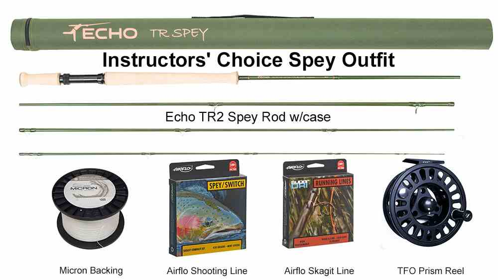 Instructor's Choice Spey Outfit, picture