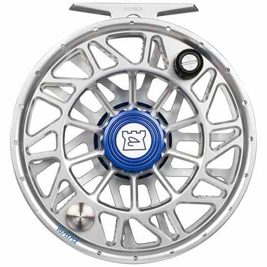 The Hardy Ultralite SDSL Fly Reel, back, picture