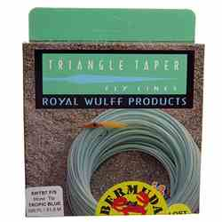 Royal Wulff Bermuda Triangle Taper, w/Lost Tip Royal Wulff Bermuda Triangle Taper, w/Lost Tip