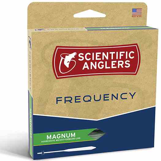 Scientific Anglers Frequency Magnum Glow Line box, picture