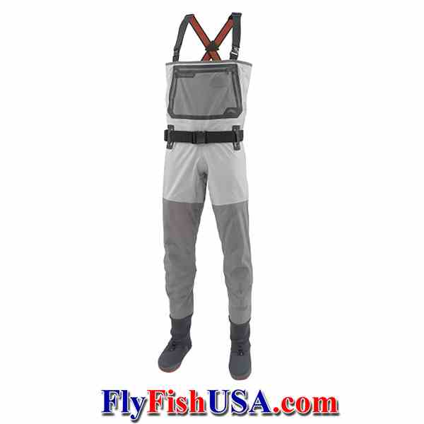 2018 model Simms Guide Stockingfoot Waders, pictures