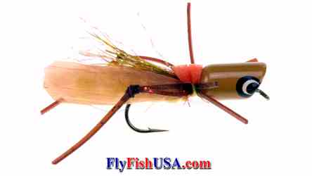 Hopper Popper Fly, picture