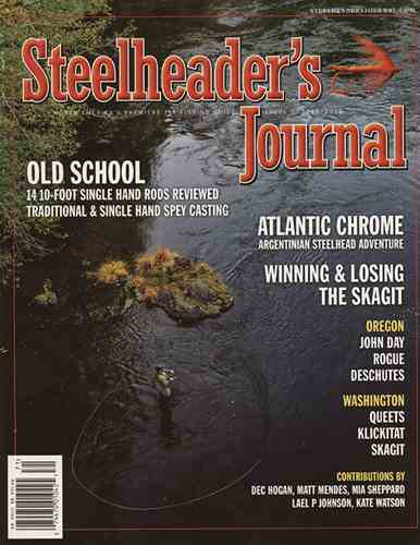 Steelheader's Journal 2019, picture