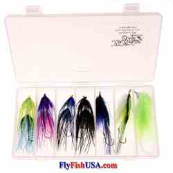 Alaska King Salmon Equalizer Fly Kit, picture