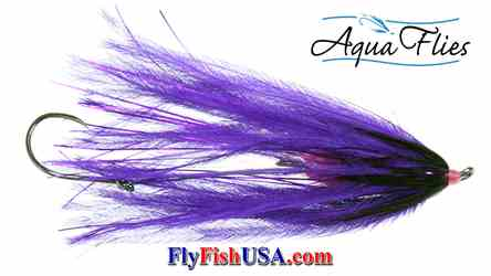 Fish Taco by Aqua Flies,Purple, picture