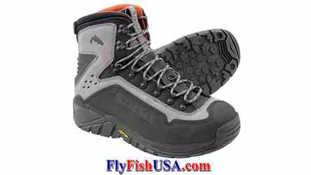 Simms G3 Guide Wading Boot, Vibram Sole, picture