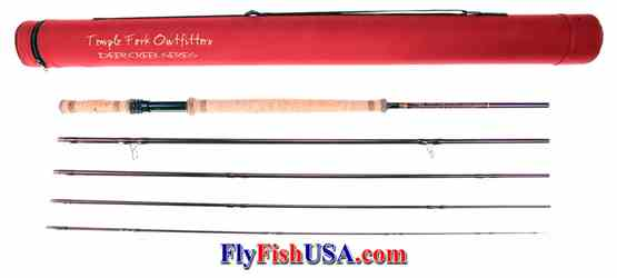 TFO 5pc-Spey Rod, On Sale tfo-tf0561265-dc, picture