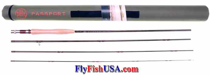 Sage 690-4 Accel Fly Rod