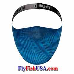 Picture, Buff Filter Mask, Karen Blue, Head-on
