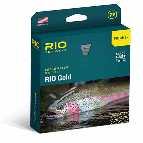 Picture, Rio Gold Premier Fly Line Box
