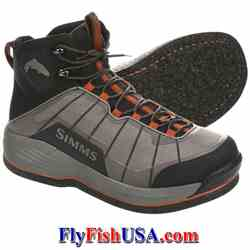 Simms Flyweight Wading Shoes, Felt Soles Simms Flyweight Wading Shoes, Felt Soles