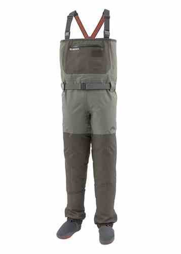 Picture, Simms Freestone Waders, 2019 model, standing full length