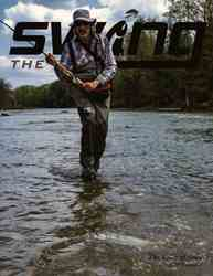 Picture, Swing The Fly Magazine 2020, V2, front cover